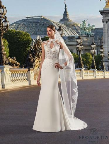 Robes de mariée : la collection Pronuptia 2018