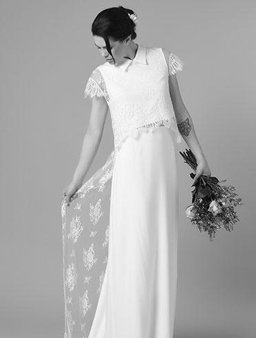 Robes de mariée : Sea The Love by Love Is Like A Rose