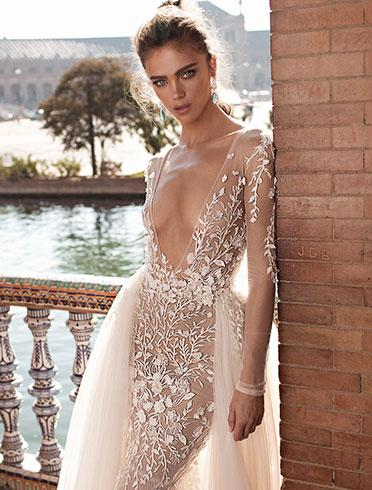 Robes de mariée : collection Sevilla 2018 by Berta Bridal