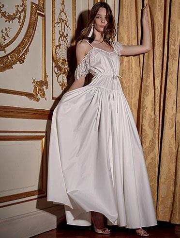 Robes de mariée : la collection Alexis Mabille - Monoprix